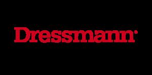Dressmann Logga