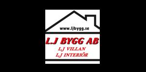 LJ BYGG Logga